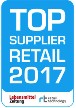 Top Supplier Retail 2017